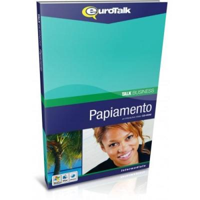 Eurotalk educatieve software: Talk Business, Leer Papiaments (Gemiddeld, Gevorderd)