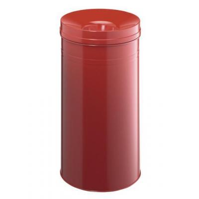 Durable prullenbak: 3327 - Rood