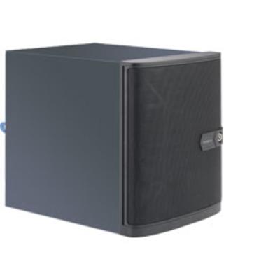 Supermicro server barebone: 5029S-TN2 - Zwart