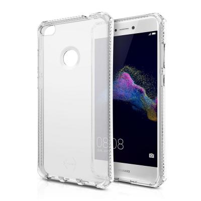 Itskins mobile phone case: Spectrum For P8 Lite (2017), Transparent - Transparant