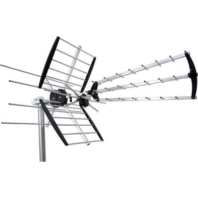 Maximum COMBO212 Antenne - Zwart, zilver