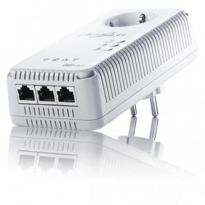 Devolo netwerkkaart: dLAN 500 AV Wireless+ - Wit
