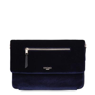 Knomo vrouwen-handtas: Midnight Blue, 5000mAh, 0.6kg - Blauw