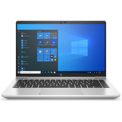 HP ProBook 445 G8 Laptop - Zilver
