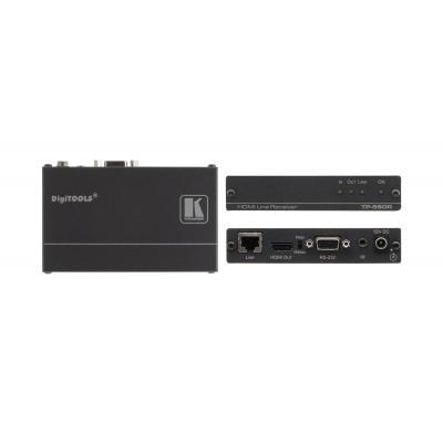 Kramer Electronics TP-580R AV extender - Zwart