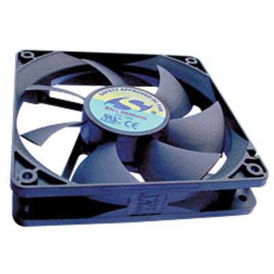 Spire DC Fans, 50mm Hardware koeling - Blauw