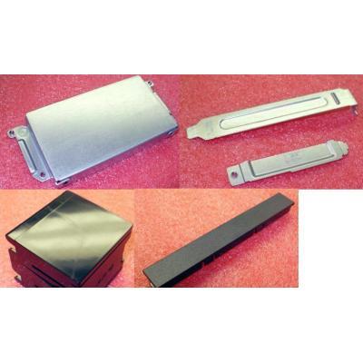 Hewlett Packard Enterprise Blank bezel kit - Includes FlexibleLOM blank, PCIe rise cage .....
