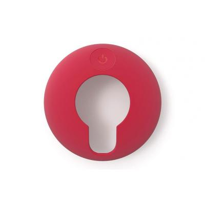 Tomtom navigator case: Siliconen hoes - Rood