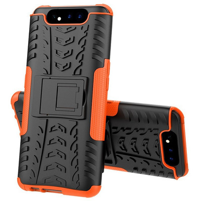 CoreParts MOBX-COVER-A80/A90-OR Mobile phone case - Oranje