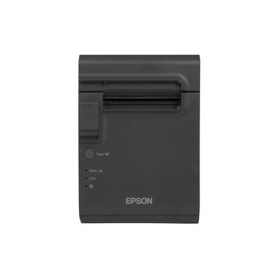 Epson TM-L90 (465): Ethernet E04+Built-in USB, PS, EDG Labelprinter - Zwart
