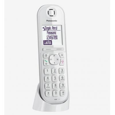 Panasonic KX-TGQ200 IP telefoon - Zwart