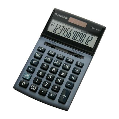 Olympia LCD 4112 Calculator