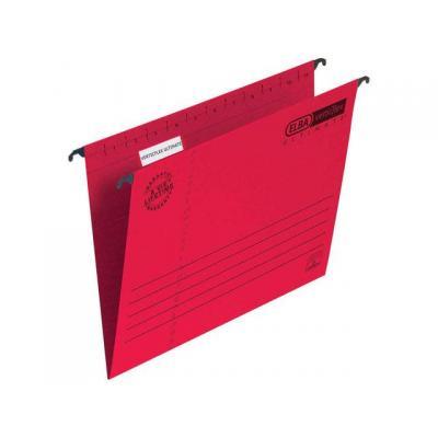 Elba hangmap: Hangmap Verticflex A4 V rood/ds 25