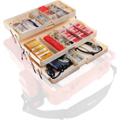 Peli Drawer/Tray for 1460EMS Case accessoire - Grijs
