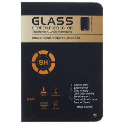 CP-CASES Glas Pro Screenprotector Galaxy Tab S7 Plus / Tab S7 FE - Screenprotector Screen protector