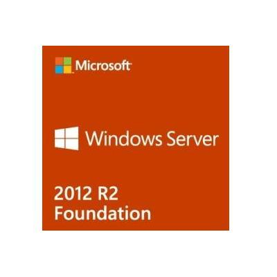 IBM Windows Server 2012 R2 Foundation, ROK, 1 CPU Besturingssysteem