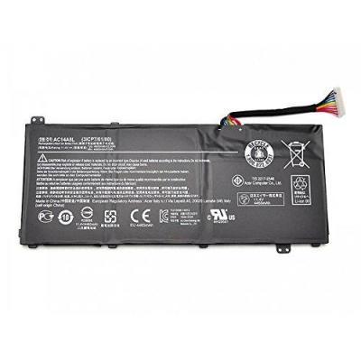Acer batterij: 4450mAh, Li-Ion, 11.4V - Zwart
