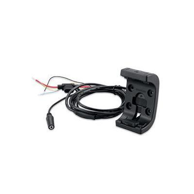 Garmin : Robuuste AMPS-houder met audio/voedingskabel, Montana - Zwart