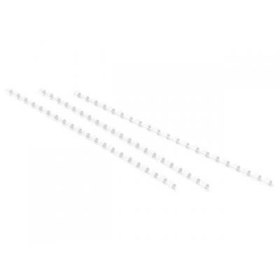 Staples inbindkit: Bindrug SPLS 22mm 21r wit/doos 50