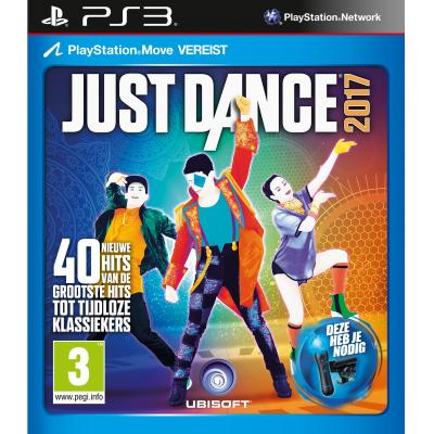 Ubisoft game: Just Dance 2017  PS3