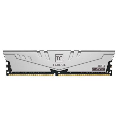 Team Group 16 GB ( 2 x 8 GB ), DDR4, 2666 MHz, 288 pin DIMM, Unbuffered, Non-ECC, 1.2 V RAM-geheugen