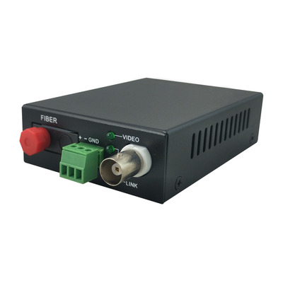 LevelOne AVF-1101 AV extender - Zwart