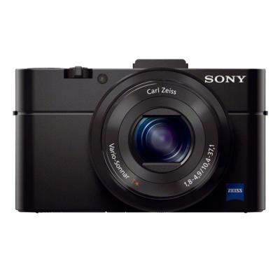 Sony digitale camera: Cyber-shot RX100 II digitale compactcamera - Zwart