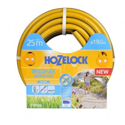 Hozelock tuinslang: Tricoflex Ultraflex slang 19 mm 25 meter - Geel