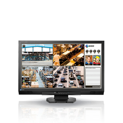 EIZO DuraVision FDF2305W Monitor - Zwart