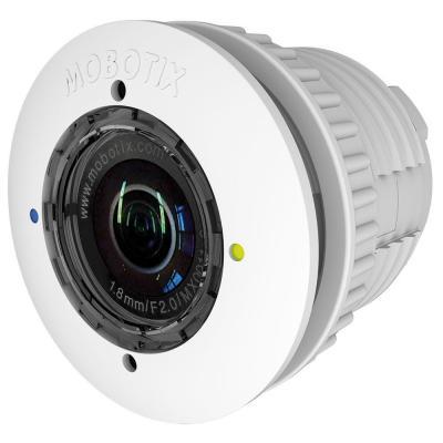 Mobotix beveiligingscamera bevestiging & behuizing: Sensor module day, B061, 60°x45°, white - Wit