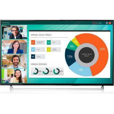 """HP LD5512 55"""" 4K UHD ADS (zonder voet) Monitor - Zwart"""