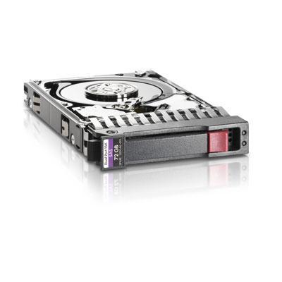 Hewlett packard enterprise interne harde schijf: 600GB 12G SAS 15K rpm SFF (2.5-inch) SC Enterprise 3yr Warranty Hard .....
