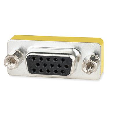 Extron 100-475-01 Kabel adapter - Zilver, Geel