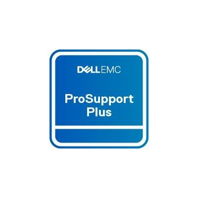 Dell garantie: 3Y ProSupport – 5Y ProSupport Plus for Enterprise with Mission Critical