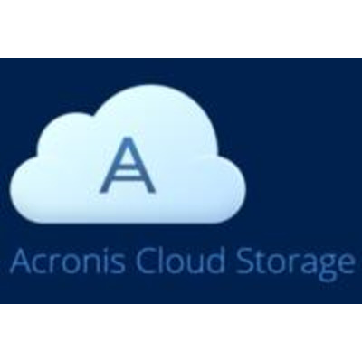 Acronis Storage Subscription License 1000 TB, 1 Year Storage Subscription License 1000 TB, 1 Year Aanvullende .....