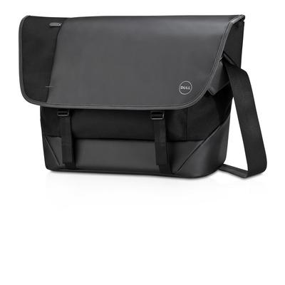 Dell laptoptas: Premier Messenger — 15,6 inch - Zwart