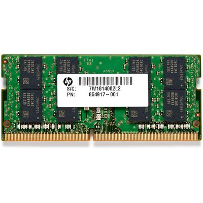 HP 16GB 2666 MHz DDR4 RAM-geheugen