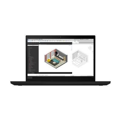 "Lenovo ThinkPad P14s 14"" Ryzen 7 Pro 16GB RAM 512GB SSD Laptop - Zwart"