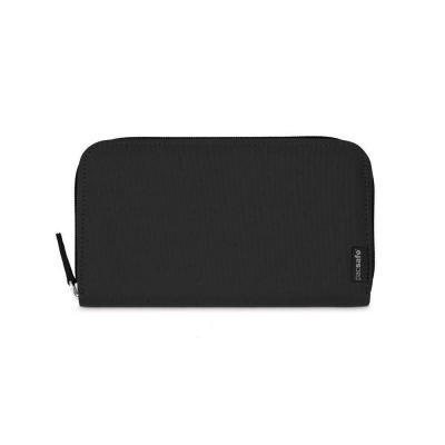Pacsafe portemonnee: LX250 - Zwart