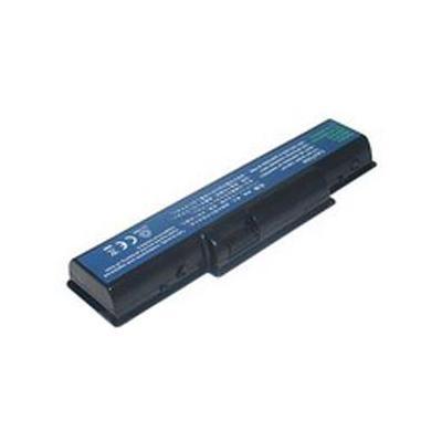 Acer batterij: Battery 6-cell 4400mAh 3S2P - Zwart