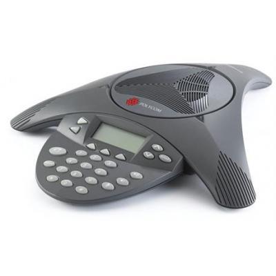 Polycom teleconferentie apparatuur: SoundStation2