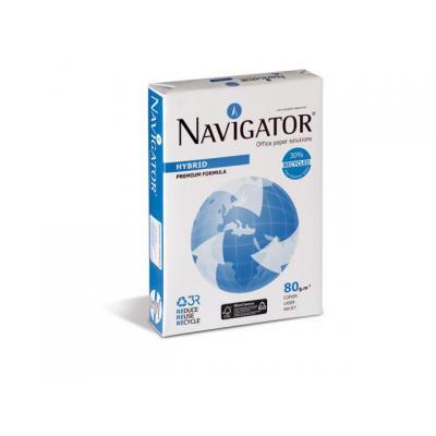 Navigator papier: Papier A3 80g Hybrid/ds 5x500v