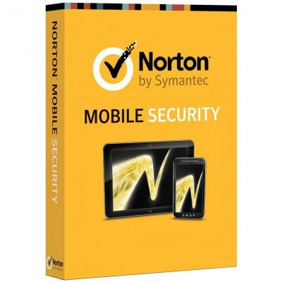 Symantec software: Norton Mobile Security 3.0