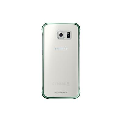 Samsung mobile phone case: EF-QG925B - Groen, Transparant
