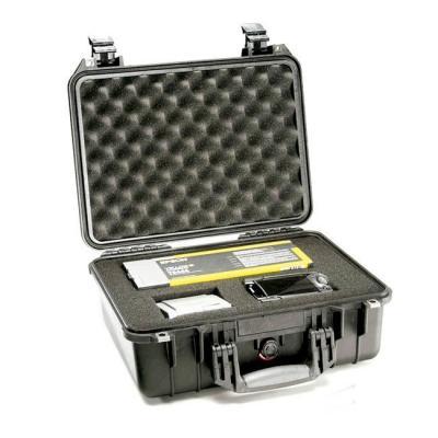 Peli apparatuurtas: Equipment case w/foam - Zwart