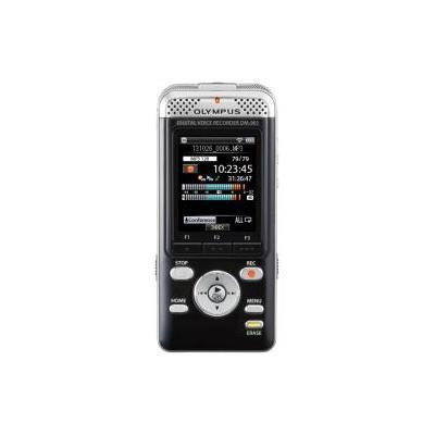 Olympus voice recorder: DM-901 - Zwart