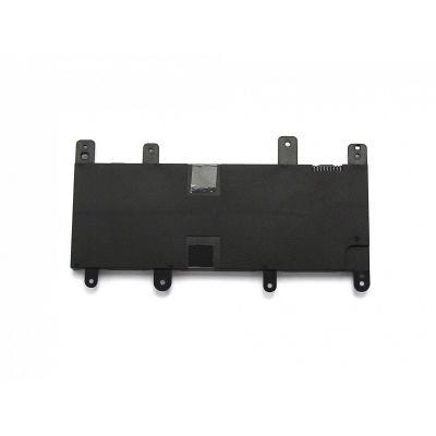 Asus batterij: 5000mAh, 38Wh, 7.6V, 2 cells - Zwart