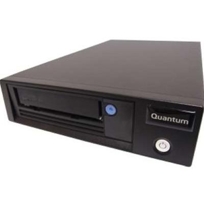 Quantum LTO-6 HH Tape drive - Zwart