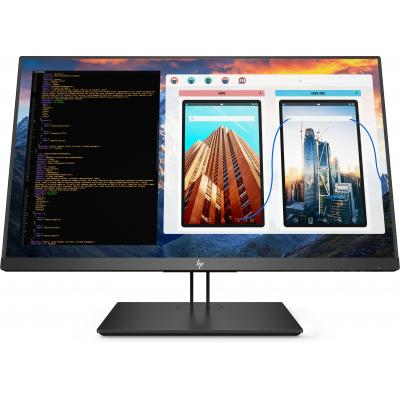 HP monitor: Z27 - Zwart