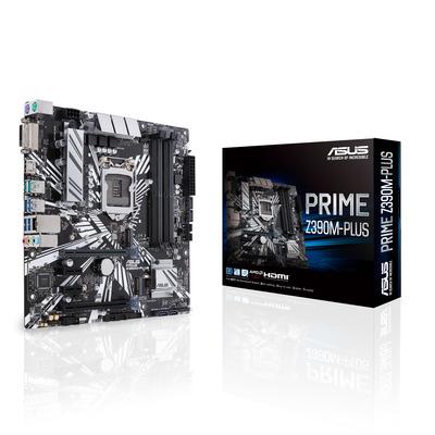 Asus moederbord: PRIME Z390M-PLUS